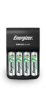 Energizer Recharge Basic Charger