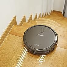 Technologie anti-chute pour les escaliers