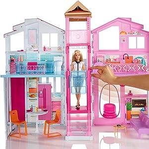 Dolls House false 6 Pannello Porta