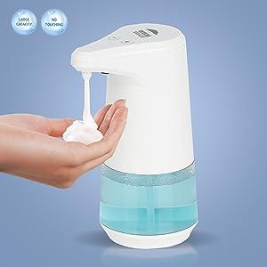 soap dispenser, wbm soap dispenser, wbm automatic soap dispenser, wbm smart soap dispenser