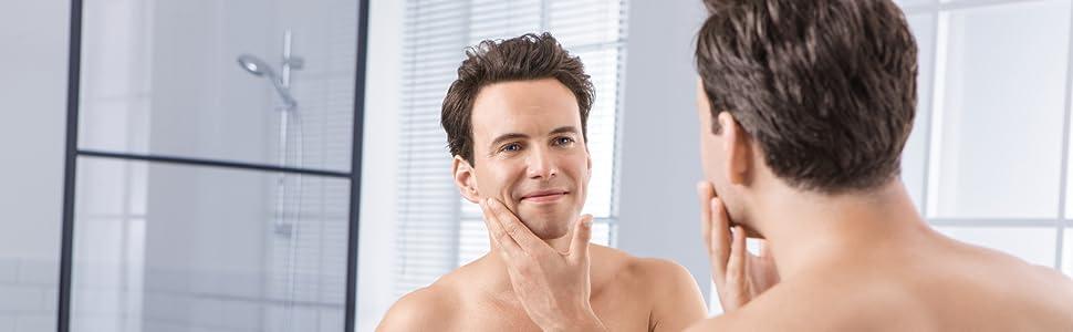 nivea men exfoliating face scrub facial cleanser cleansing aloe vera deep pore man face care