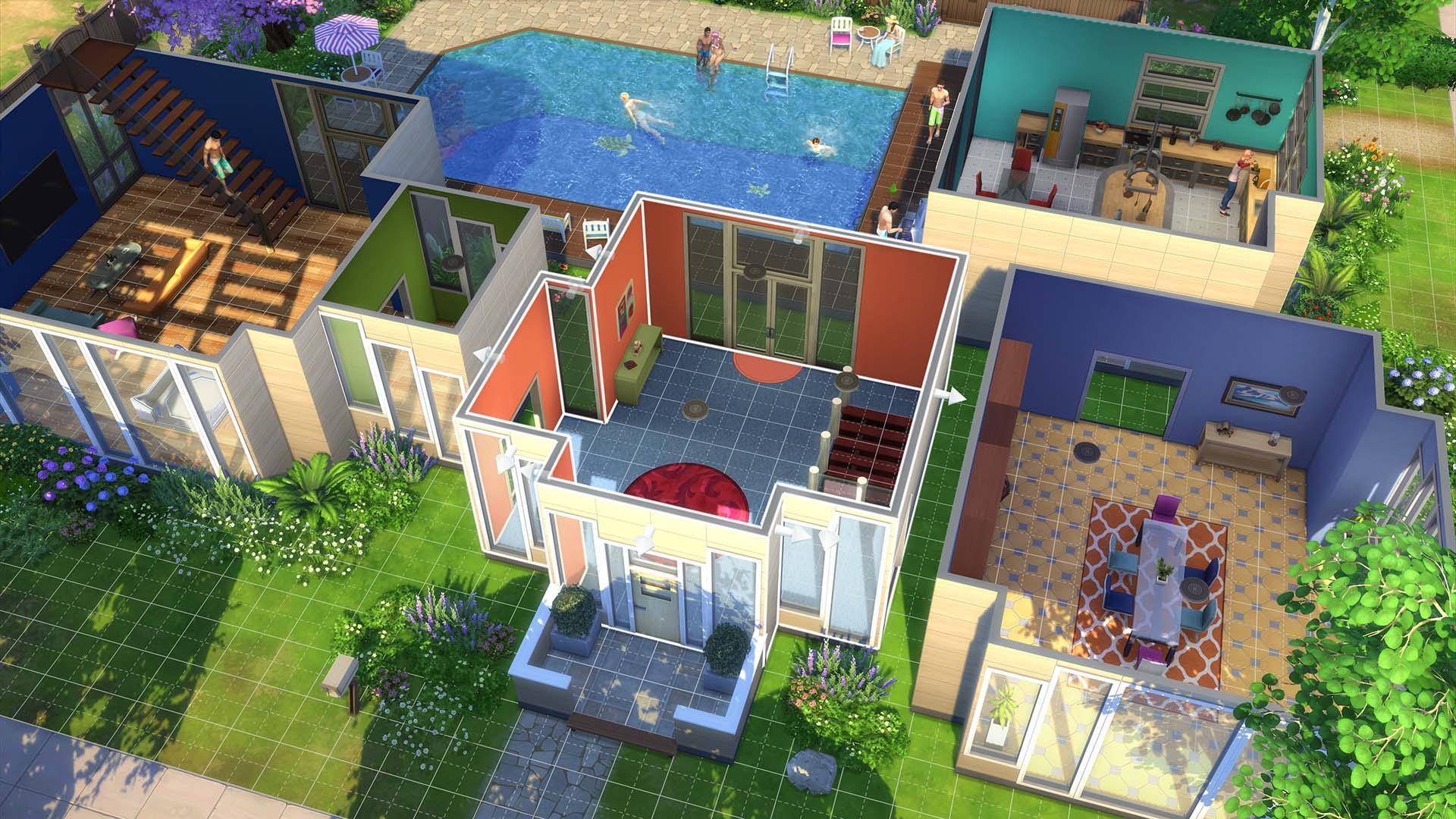 Create A Room Sims Free Play