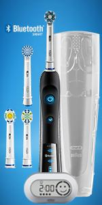 Oral-B SmartSeries 6500 electric toothbrush