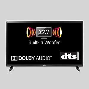 35W Built In Woofer