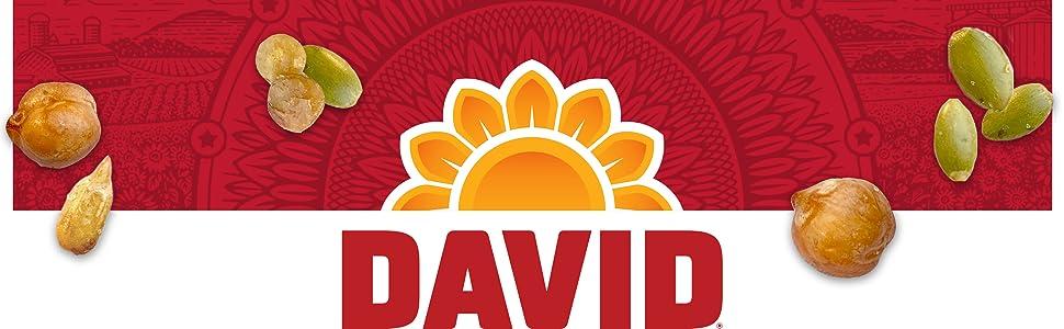 DAVIDs energy boosting snacks with lentils, sunflower kernels, chickpeas and pumpkin pepitas