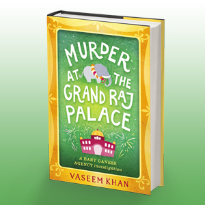MYSTERY CRIME COSY CRIME CRIME THRILLER MUMBAI ELEPHANT CHOPRA MURDER GOOD BOOK GREAT BOOK DEAL