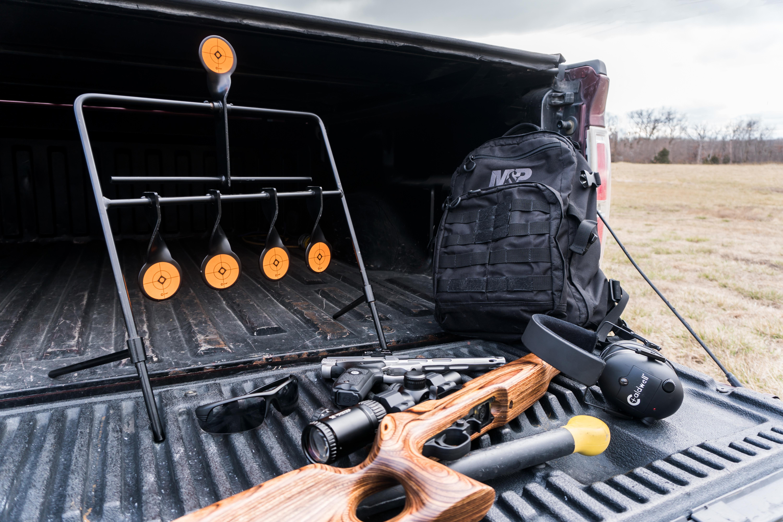 Shooting Material: Amazon.com : Caldwell Rimfire Resetting Target : Hunting