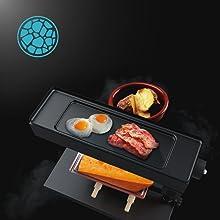 Raclette avec surface anti-adhésive de Cecotec
