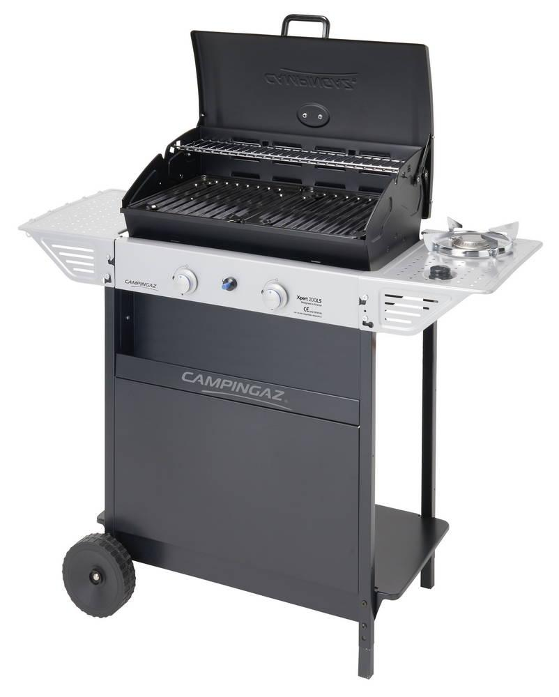 campingaz campingaz xpert 200 ls two burner barbecue bbq. Black Bedroom Furniture Sets. Home Design Ideas