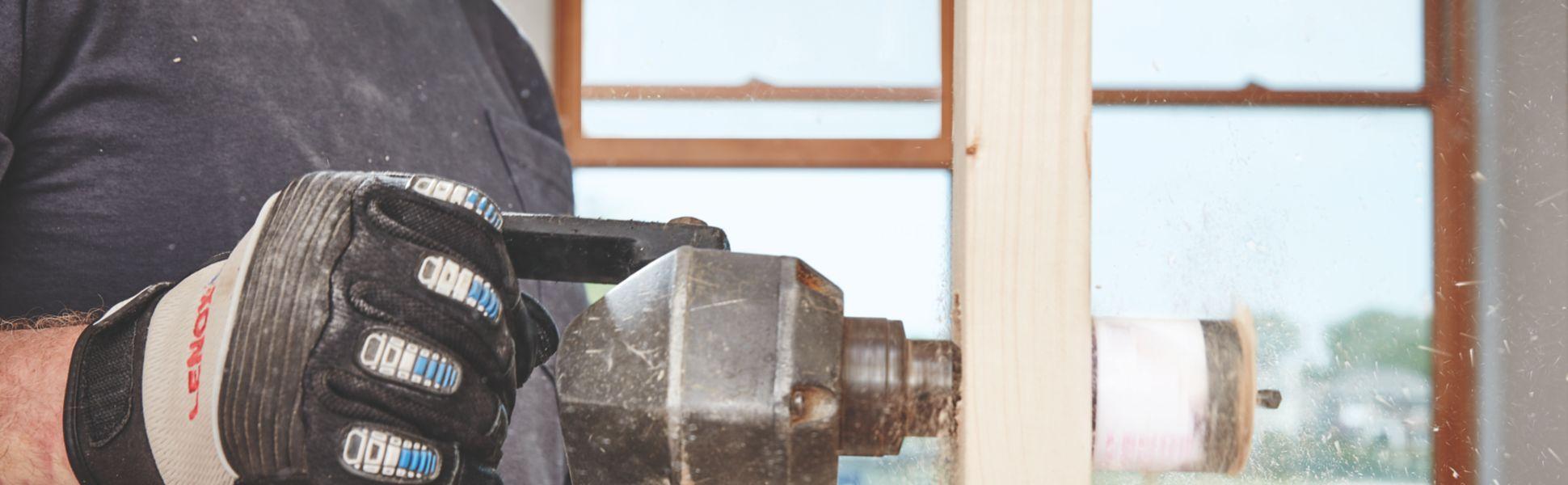 lenox tools bi metal speed slot hole saw set 9 piece kit 700g
