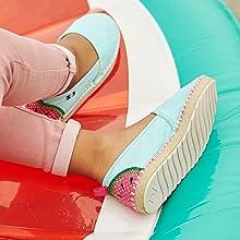 Sperry skysail slip on shoe