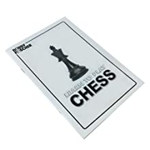 Includes the Bobby Fischer Learn to Play Chess Booklet glossary of chess terms plus instructions