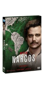 Narcos DVD - Stagione 1