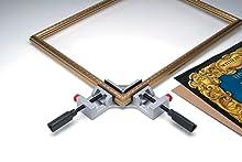 corner clamp vise right-angle quick-release mlcs kreg powertec