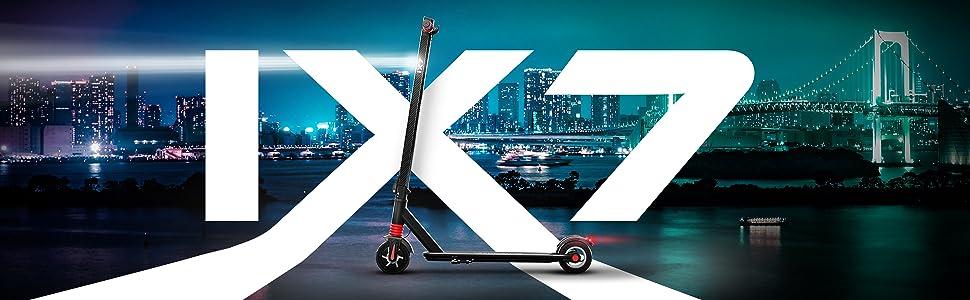 Bluewheel ¡Novedad en el Mercado 2019! Scooter eléctrico IX7 ...
