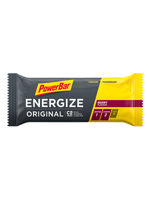 Powerbar Barritas Energéticas Sabor Chocolate - 25 Barras: Amazon.es ...