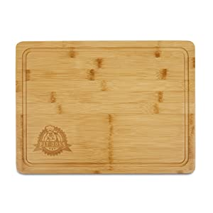 cutting board, wood board, cutting wood board, cooking, knives, outdoor cooking, pit boss, camping