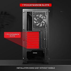 PCI Slot, ICE-211TG