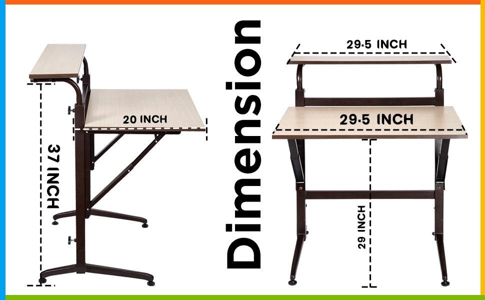 Dimension of avira