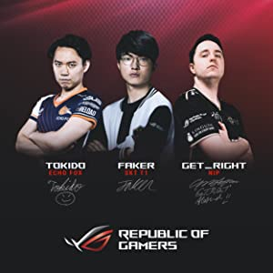 Republic of Gamers (ROG) The Choice of Champions