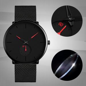 Reloj Hombr, KOTIME De Moda Casual Hombre Relojes De Malla Ultra ...
