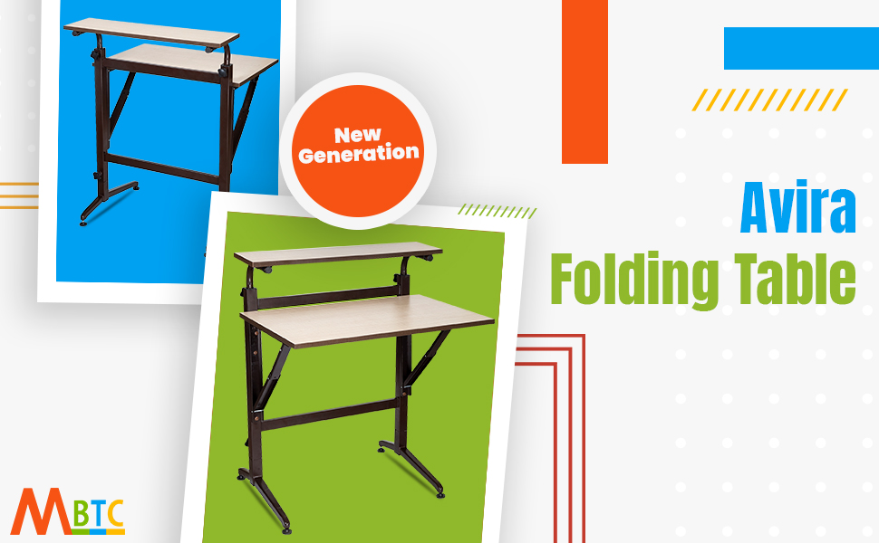 AVIRA Folding Table