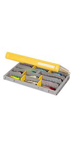 Plano Edge, KastKing, tackle storage, tackle stow, piscifun, Plano 3700, tackle organizer