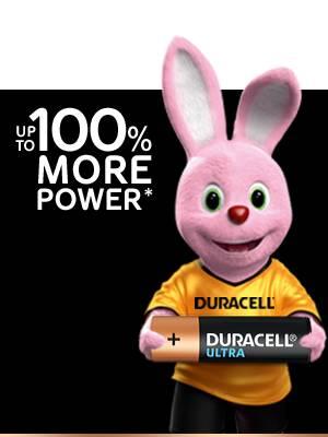 Duracell Ultra Alkaline AA Batteries