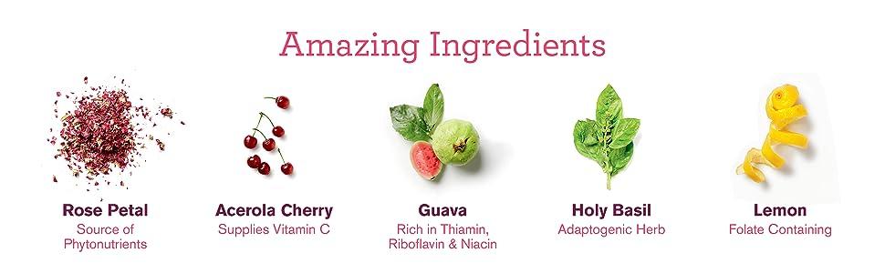 Amazing Ingredients