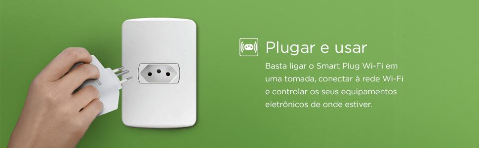 Positivo Casa Inteligente IOT Smart Plug