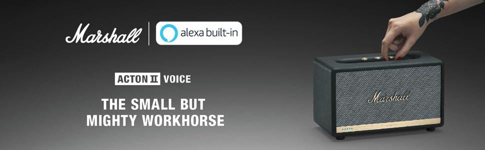 Marshall,speakers,speaker,Marshall speaker,alexa speaker,bose alexa,bluetooth portable speaker