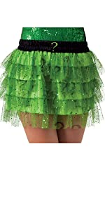 Ruffled Riddler Skirt