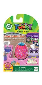 RockIt Twist Game Pack Cookie's Sweet Treats