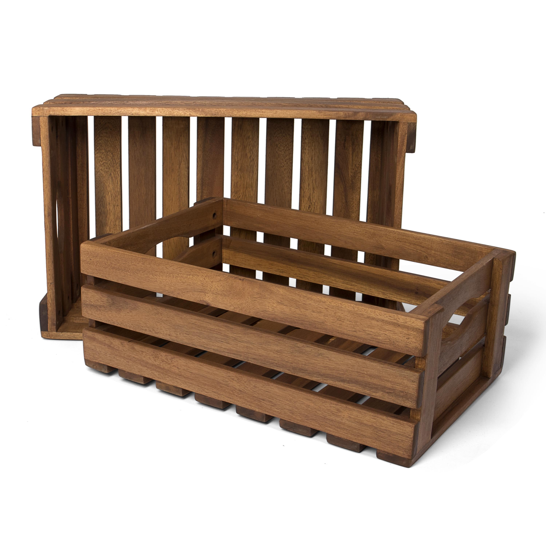 park alley caisses cageots en bois pour fruits. Black Bedroom Furniture Sets. Home Design Ideas