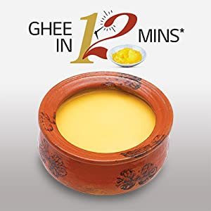 LG Ghee in 12 minutes oven