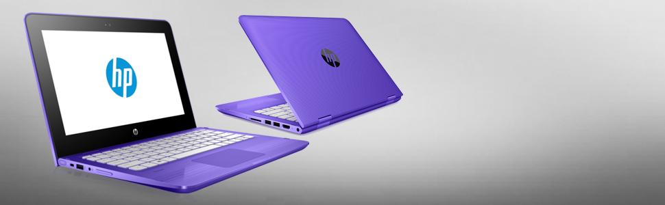 HP Stream 11-aa001na x360 Convertible Laptop
