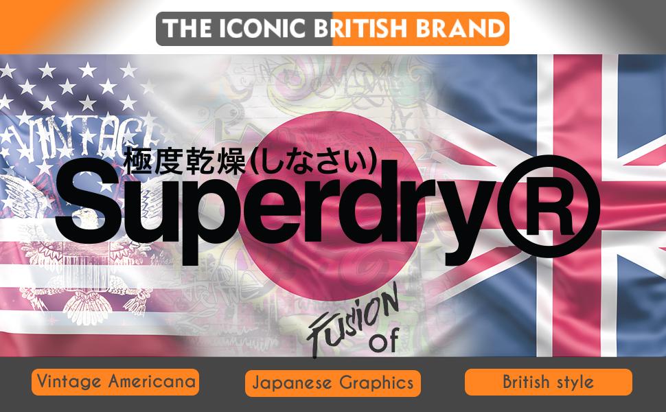 Superdry Brand 1