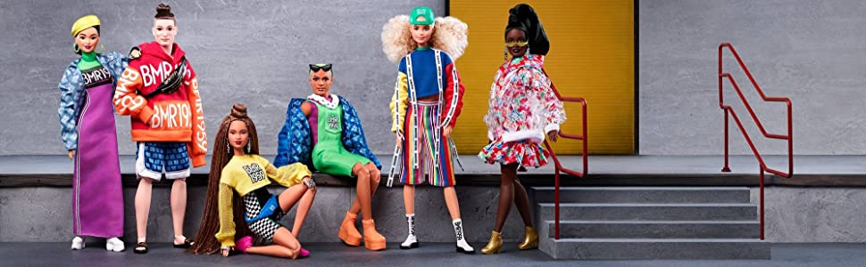 Amazon.es: Barbie Ken Muñeco BMR 1959, look moño, regalo para ...