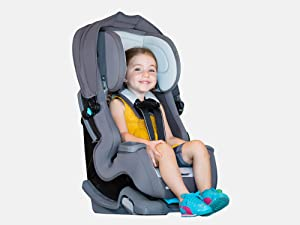 Baby Trend Cover Me 4-in-1 Convertible Car Seat forward facing