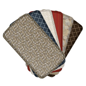 patterns, variety, assorted, decorative, trendy