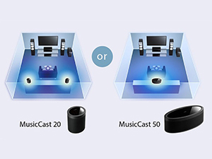 MusicCast Surround