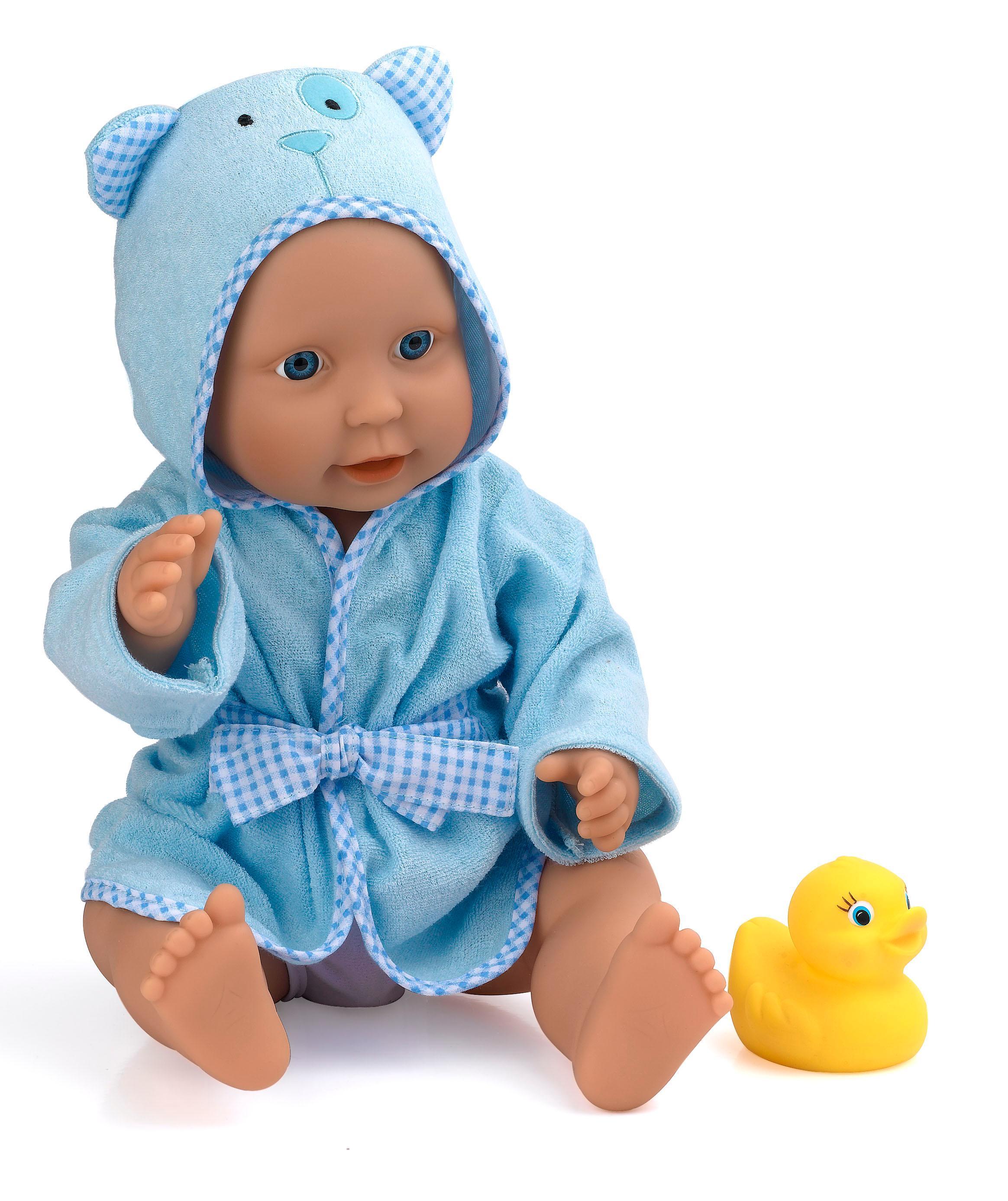 Dolls World Splash Time Baby Boy Amazon Toys & Games