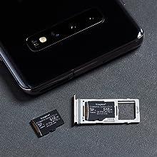 tarjetas microSD Canvas Select Plus de Kingston