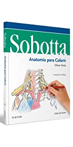 Sobotta - Anatomia para colorir
