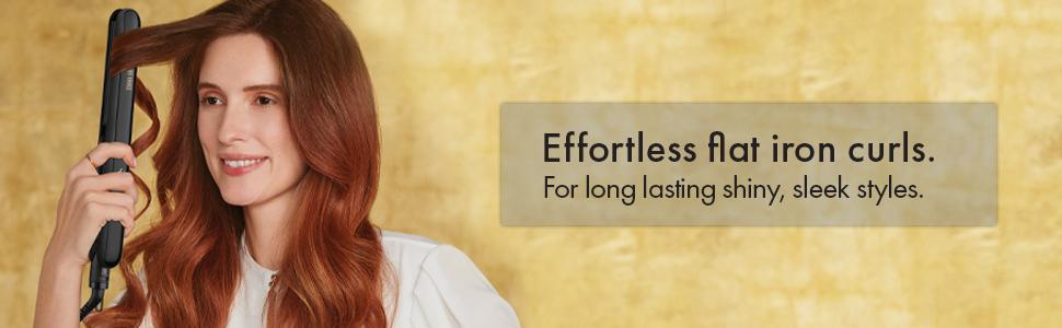 flatiron, flatirons, straightener, straighteners, HSIFlatIron, professional, salon, 1inch, HTST2588