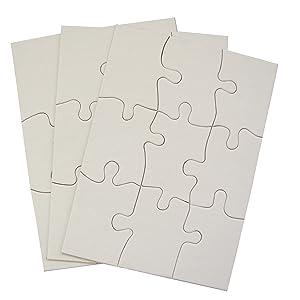 Inovart Blank Puzzle