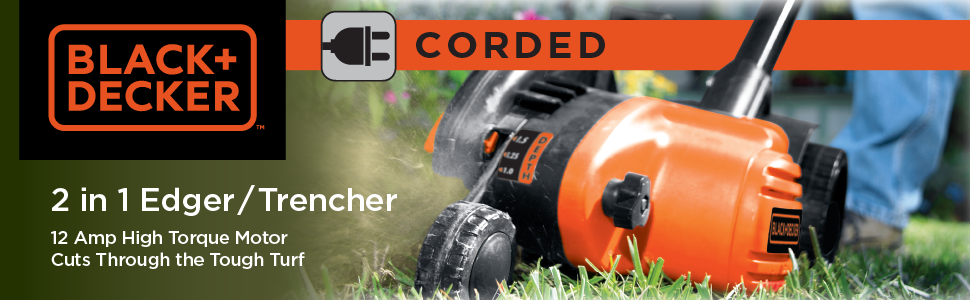 Amazon.com: Black + Decker - Ribete para paisajes ...
