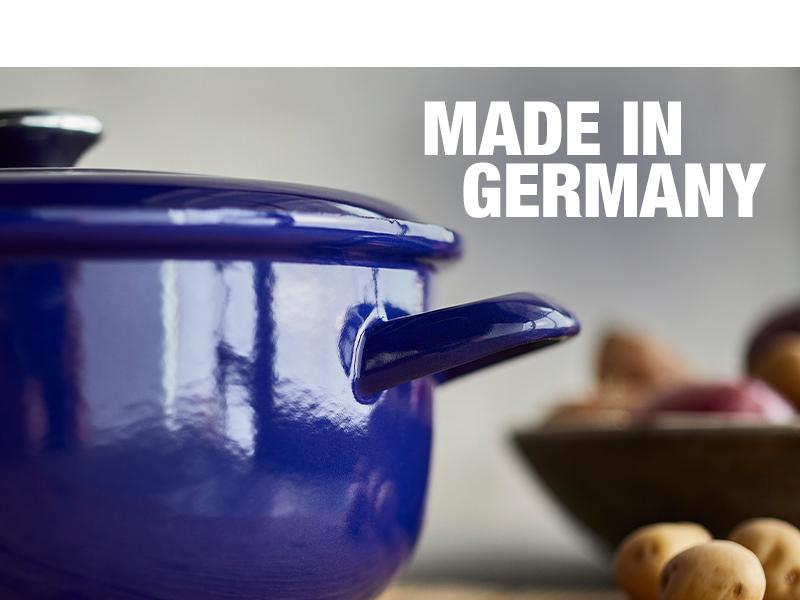 Merten amp; Storck, Mamp;S, carbon steel, cast iron, durable, seasoned, lightweight, fast cooking nonstick