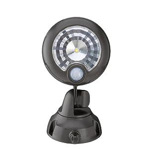 Mr beams mb360xt wireless battery operated outdoor motion sensor motion sensor led spotlight outdoor weatherproof floodlight wireless security light aloadofball Gallery