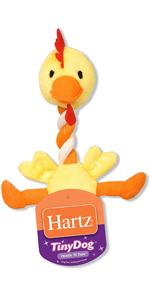 Pet Supplies : Pet Squeak Toys : Hartz Nature's Collection